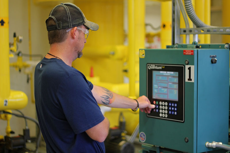 Tour The Lab Industrial Refrigeration Technical College