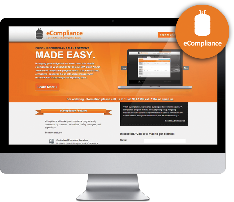 eCompliance - Compliance Made Easy.
